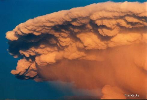 Облака и формы, которые они принимают: Рис.19