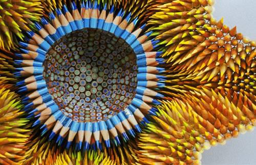 Поделки из карандашей: Рис.3