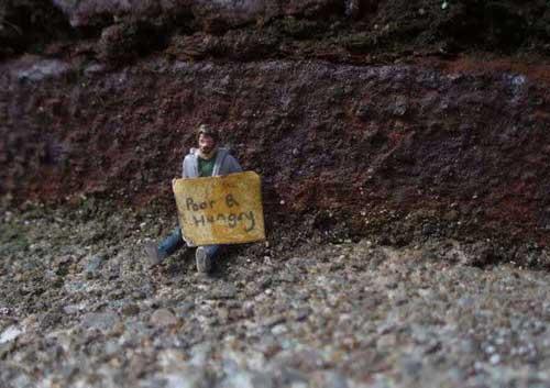 Крошечные человечки: Рис.11