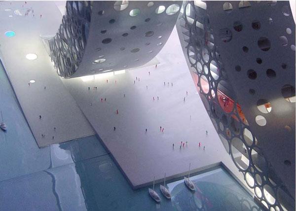 Проект здания в Шанхае: Рис.10