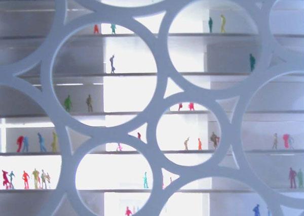 Проект здания в Шанхае: Рис.11
