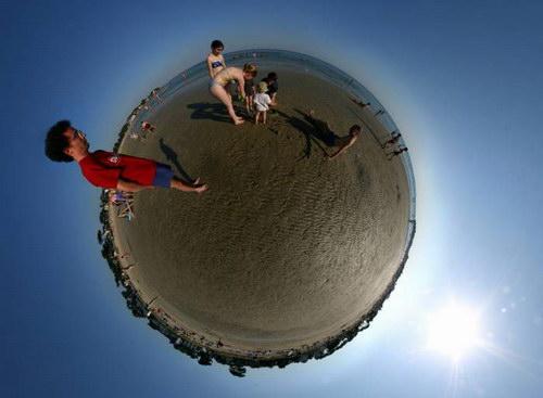 Иллюзорные фотографии: Рис.10