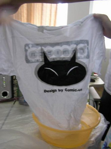 Компактная футболка: Рис.11