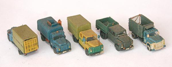 Пластилиновые машинки: Рис.6