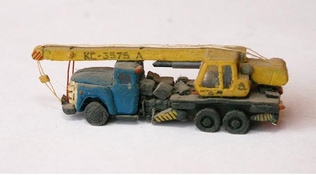 Пластилиновые машинки: Рис.10