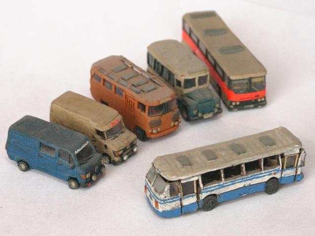 Пластилиновые машинки: Рис.11