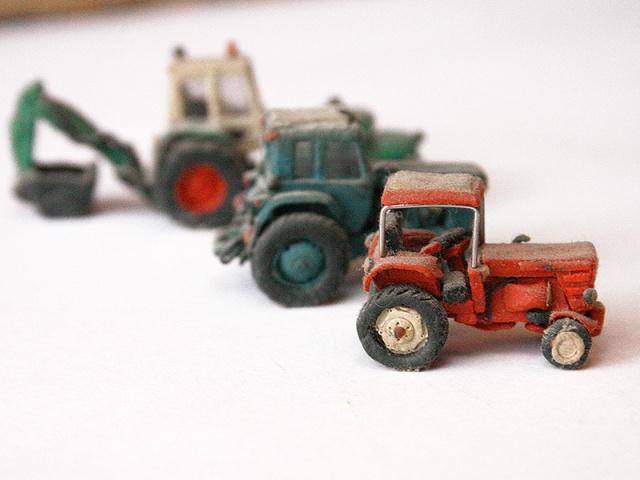 Пластилиновые машинки: Рис.13