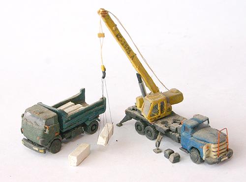 Пластилиновые машинки: Рис.16