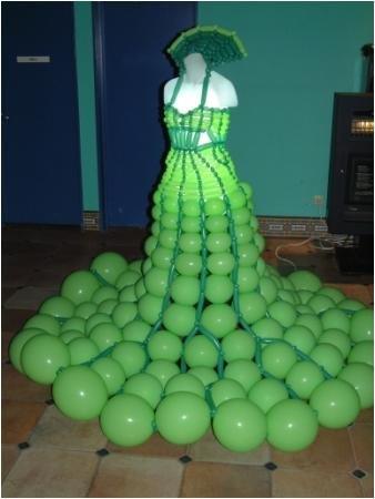 Фигуры из воздушных шаров: Рис.5