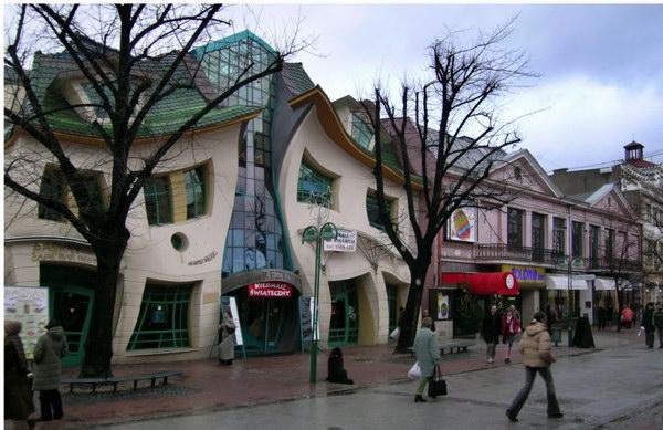 Оригинальные здания: Рис.7