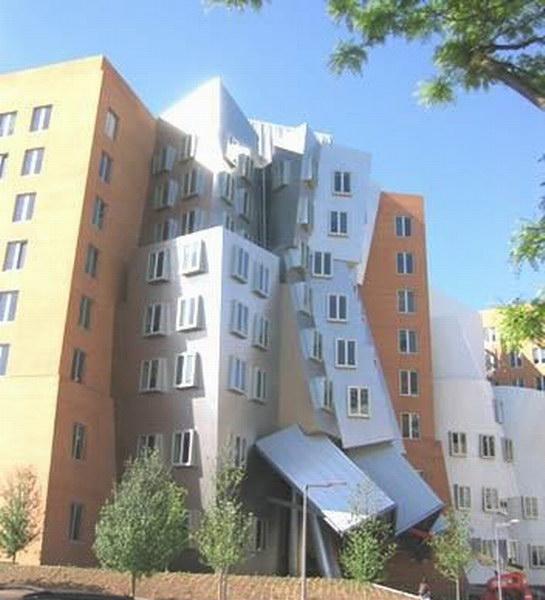 Оригинальные здания: Рис.9