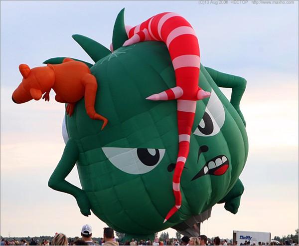 Воздушные шары: Рис.11