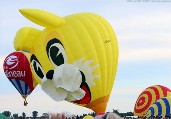 Воздушные шары: Рис.14