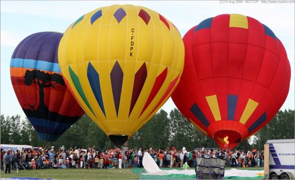 Воздушные шары: Рис.16