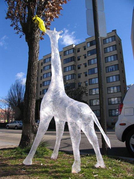 Скульптуры из скотча: Рис.8