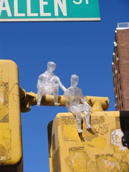 Скульптуры из скотча: Рис.12