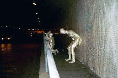 Скульптуры из скотча: Рис.13