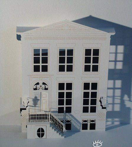 Здания из бумаги: Рис.1