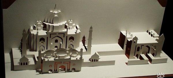 Здания из бумаги: Рис.4