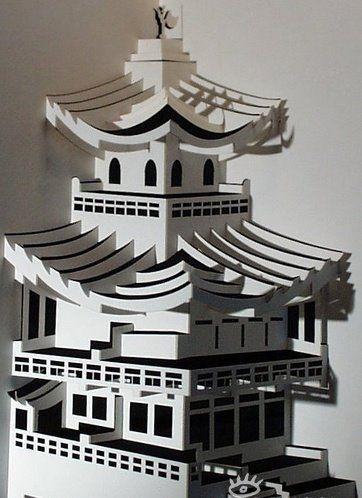 Здания из бумаги: Рис.5