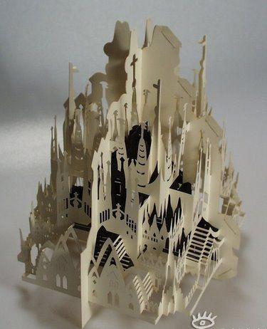 Здания из бумаги: Рис.6