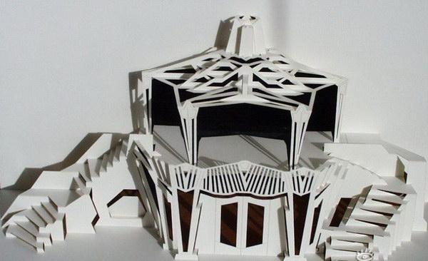 Здания из бумаги: Рис.7
