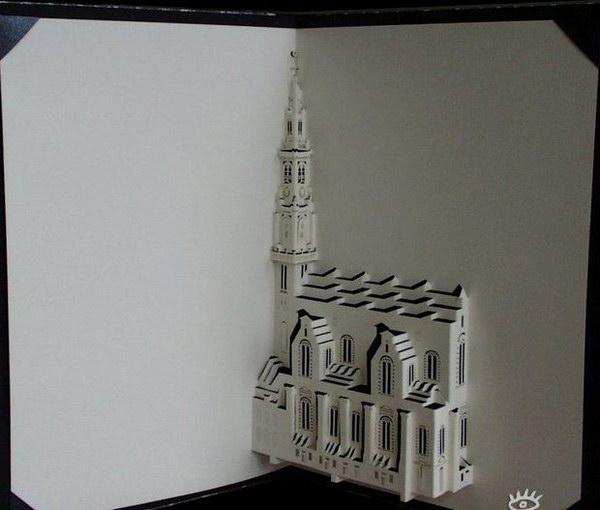 Здания из бумаги: Рис.8