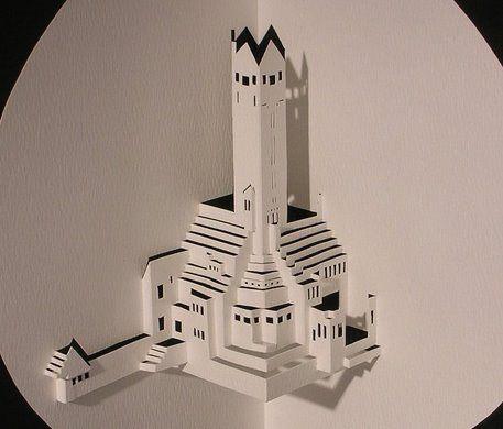 Здания из бумаги: Рис.9