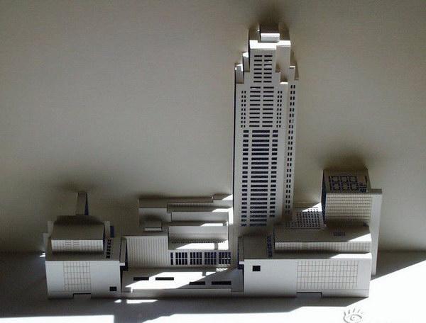 Здания из бумаги: Рис.11
