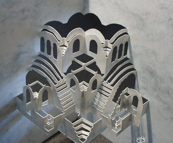 Здания из бумаги: Рис.12