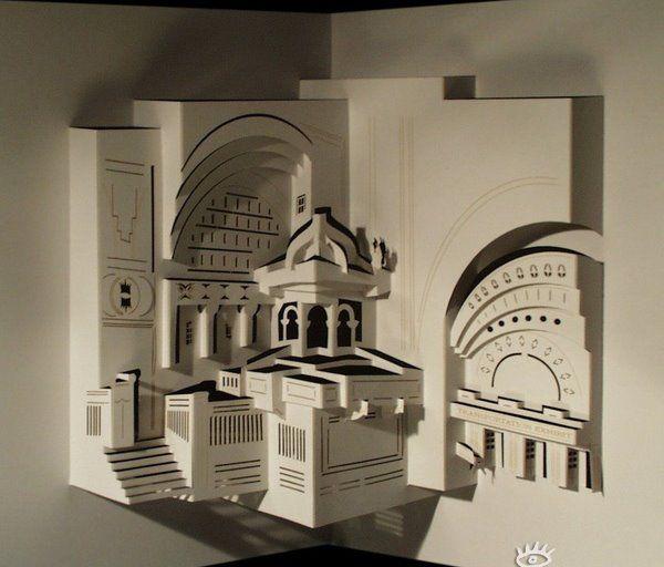 Здания из бумаги: Рис.13