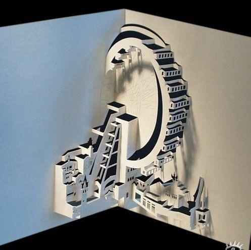 Здания из бумаги: Рис.14