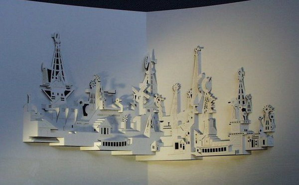 Здания из бумаги: Рис.15