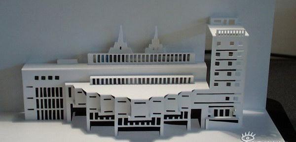 Здания из бумаги: Рис.16