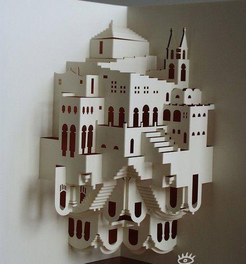 Здания из бумаги: Рис.19