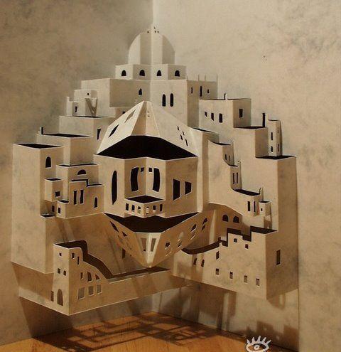Здания из бумаги: Рис.21