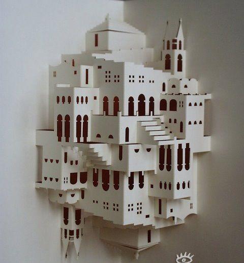 Здания из бумаги: Рис.22