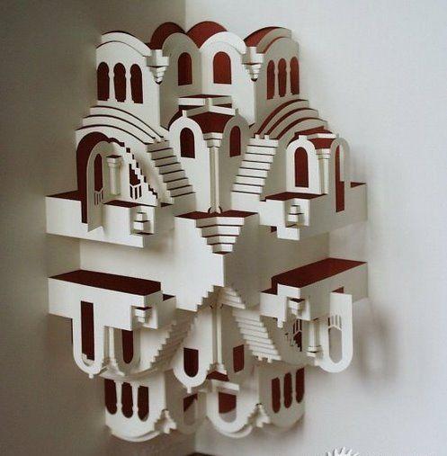Здания из бумаги: Рис.23