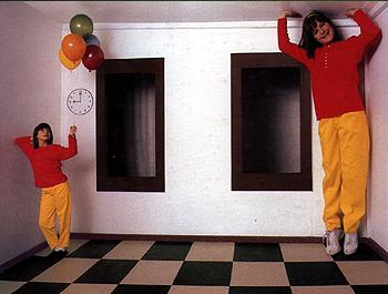 Комната Эймса: Рис.2