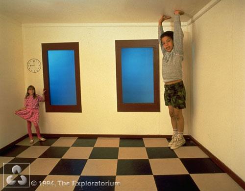 Комната Эймса: Рис.3