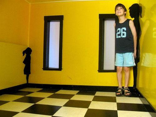 Комната Эймса: Рис.10