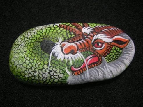 Рисунки на камнях : Рис.2
