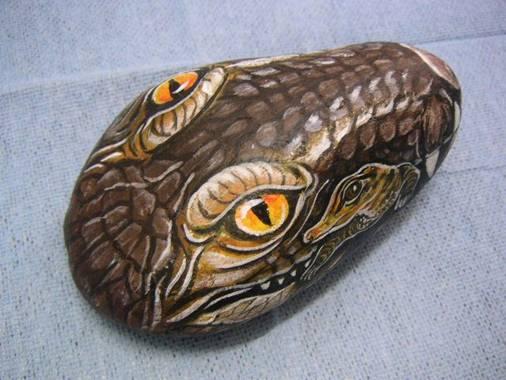 Рисунки на камнях : Рис.6