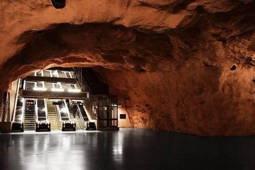 В метро как в музее…: Рис.1