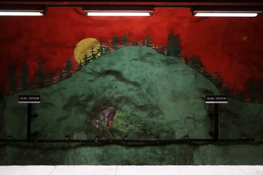 В метро как в музее…: Рис.3