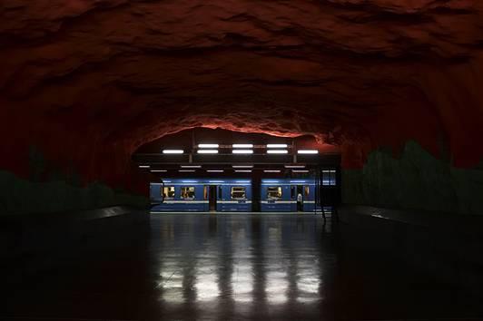 В метро как в музее…: Рис.4