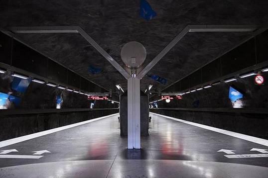 В метро как в музее…: Рис.6