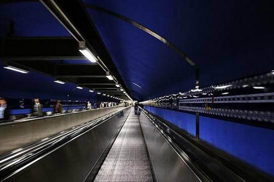 В метро как в музее…: Рис.9