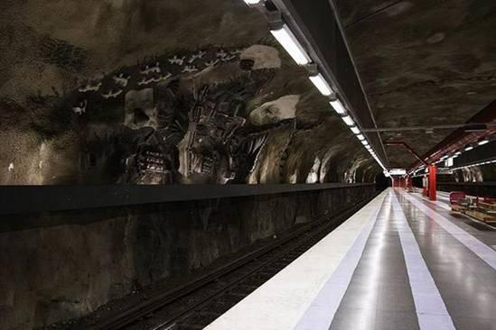 В метро как в музее…: Рис.10