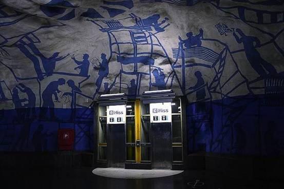В метро как в музее…: Рис.11